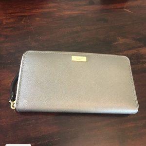 Kate Spade Loden Newbury Lane Leather Wallet